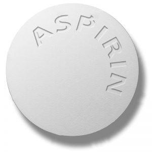 Aspirin Pill Clancy Medical Group Vista CA