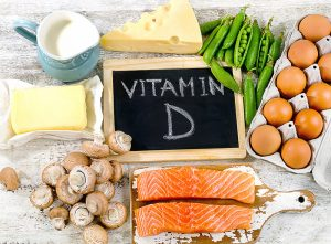 Foods for vitamin D Vista CA